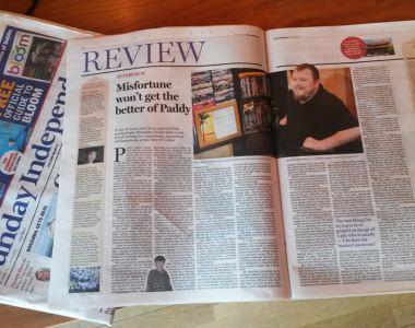 Irish Independent Article